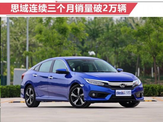 东风本田10月销量创年内新高 XR-V大涨97.3-图5