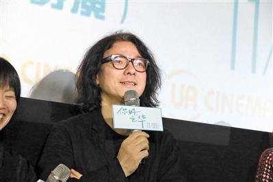 《你好,之华》岩井俊二透露反派角色是胡歌自己选的