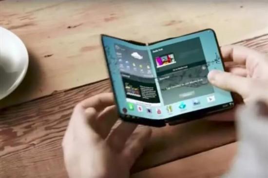 三星折叠屏手机定形:   首批产能10万台