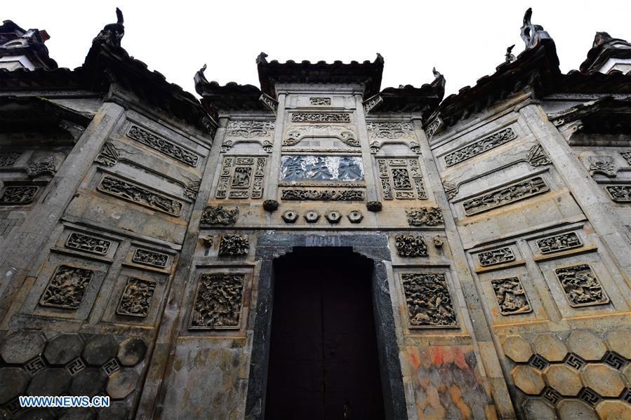 CHINA-FUJIAN-HEPING-ANCIENT TOWN (CN)