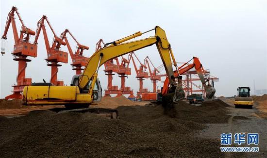 (经济)(1)中国西南边陲崛起亿吨大港