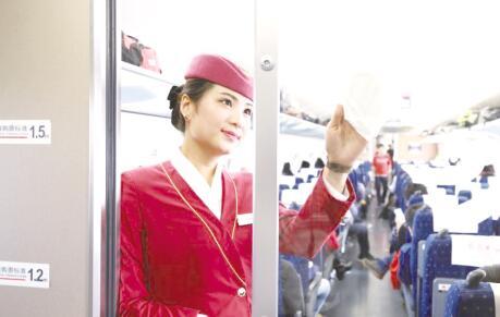 中国高铁成传播文明的