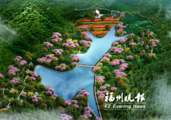 登步道看花海赏田园 福州连江笔架山旅游区有望年底开放