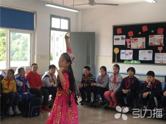 新疆学子牵手苏州娃 浸润式插班体验苏式教育