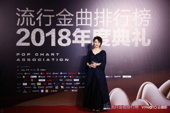 刁蛮婆婆俏媳妇2018流行金曲排行榜创作才女亢竹青斩获最佳作曲奖