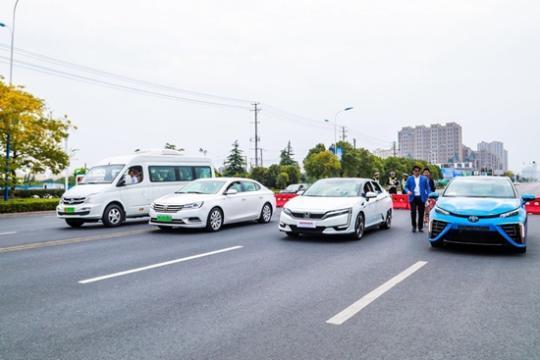"""燃料电池汽车发展的""""中国方案""""  商业化推广需多方携手"""