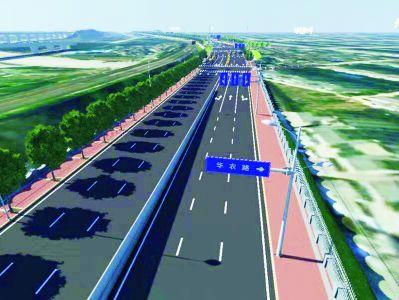南京推进尧红路建设 将缓解玄武大道拥堵状况