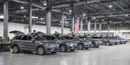 优步申请在宾州恢复自动驾驶汽车路试