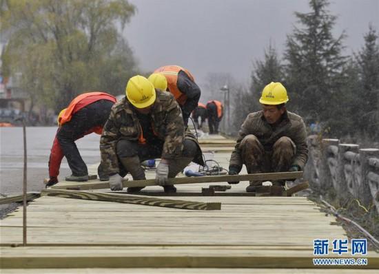 """""""童话世界""""今犹在――探访震后重建中的九寨沟"""