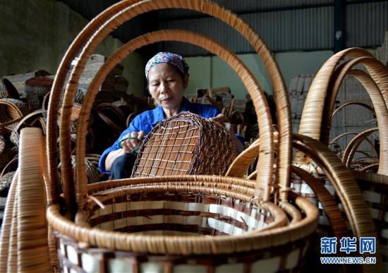 (国际)(2)越南河内的特色编制村