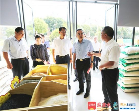 南京溧水高度重视扶贫开发 帮扶农户增收致富