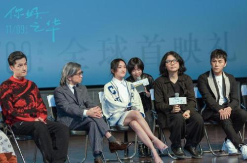 岩井俊二:《你好,之华》是送给中国粉丝的电影