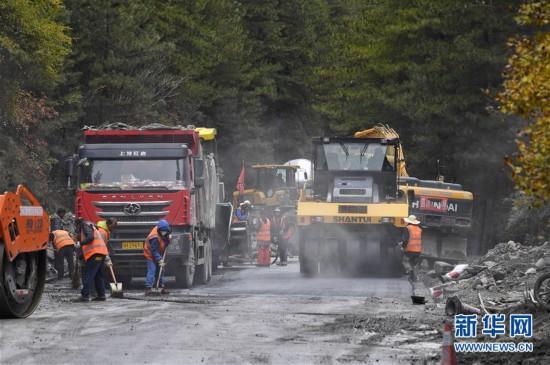 (社会)(1)九寨沟地震灾后重建工作取得阶段性成果