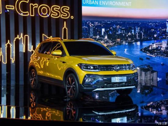 上汽大众 T-Cross 2019款 基本型