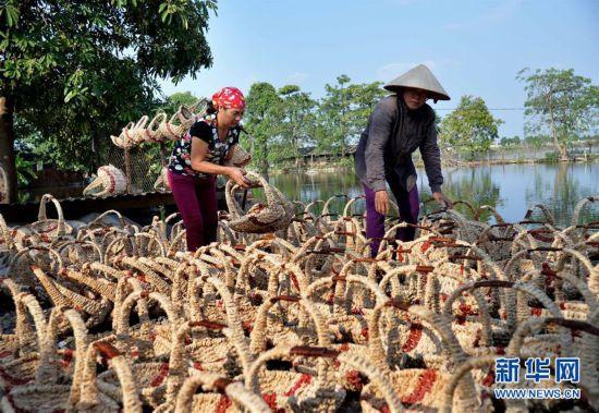 (国际)(4)越南河内的特色编制村