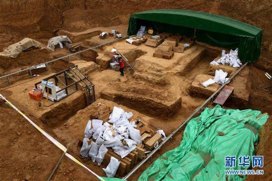 (文化)(1)洛阳发现西汉大墓