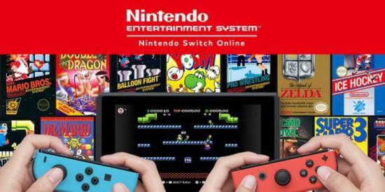 Switch会员新增游戏曝光 任天堂年内计划公布