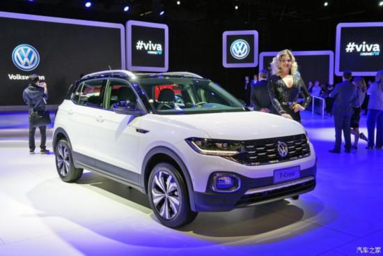 大众最小的SUV T-Cross南美版正式发布