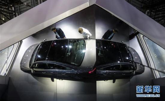 (聚焦进口博览会)(5)走进首届进博会汽车展