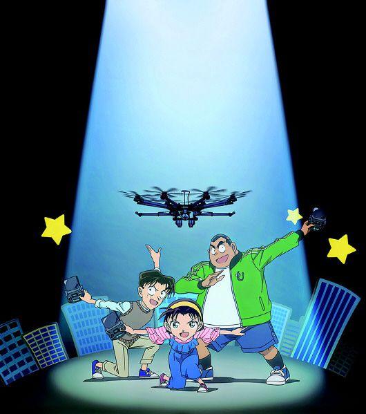 《名侦探柯南:零的执行人》《龙猫》排队上映 修复版日本动画电影缘何魅力不减