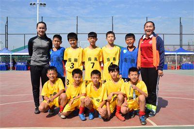 琼中男足晋级中国足球民间争霸赛全国总决赛