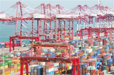 今年前10個月我國外貿進出口同比增長11.3%