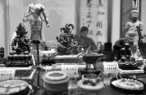 文物國際博覽會迎客 觀眾可通過現場登記免費領取門票
