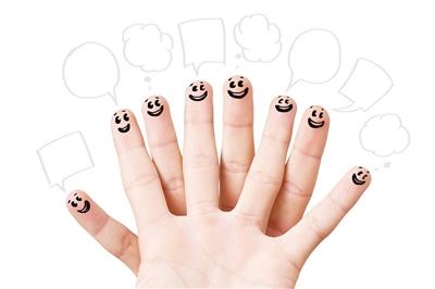 手指长度决定性取向? 男孩无名指长数学成绩更好?