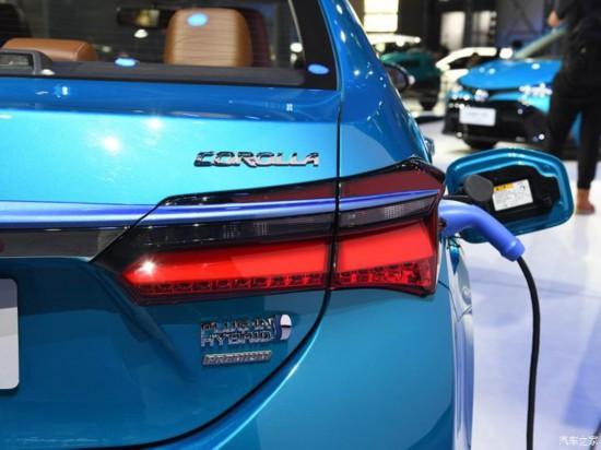 一汽丰田 卡罗拉新能源 2018款 基本型