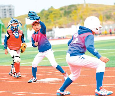 练棒球 身体棒(动感2018)