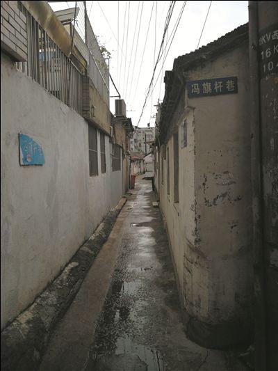 南通一老宅市区成危房 疑似冯梦龙旧居