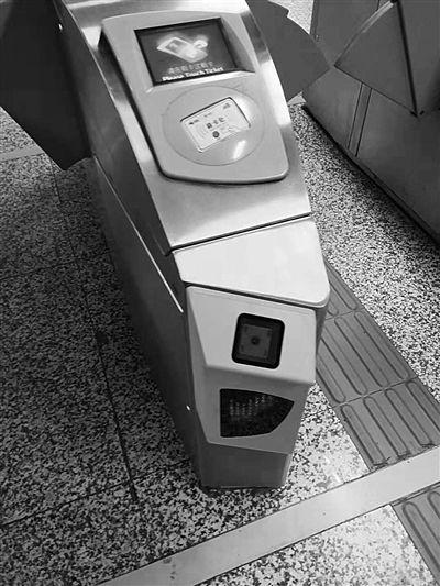 南京全线车站安装扫码装置 12月有望扫码进地铁
