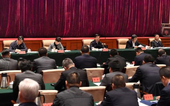 内蒙古自治区党委书记李纪恒:坚决有力支持民营企业