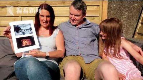 英43岁超级妈妈再添丁 这个宝贝是她的第21个孩子