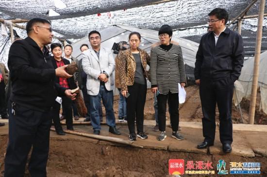 薛凤冠调研水库整治工作:打好水源地保护硬仗