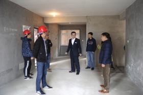 长沙天心区:业主收房前政府部门帮验房