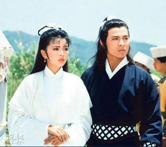 刘德华:中学时代被杨过与小龙女刻骨铭心的爱情所吸引