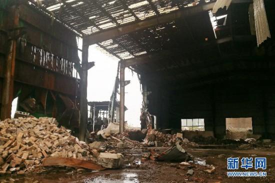 淮安查处一起非法铅冶炼案 恢复生态需2千万元