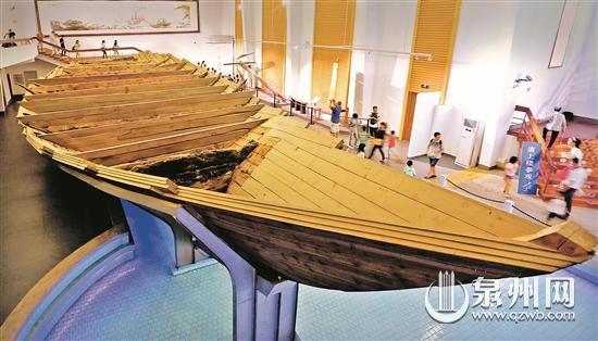 泉州宋代古船修复方案出炉