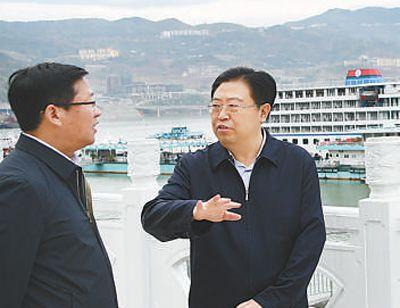 """巫山县委书记李春奎:""""老百姓的钱包鼓了,巫山才真正富了"""""""