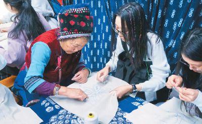 香港青少年研学游大理 感受白族文化艺术魅力