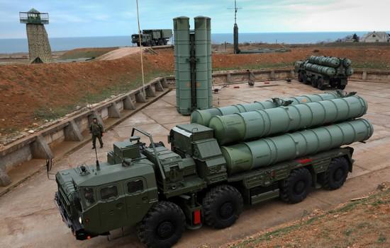 俄称S400导弹远超国外同类产品射程超出1倍
