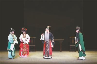 新编历史昆剧《湘妃梦》在江苏大剧院精彩上演
