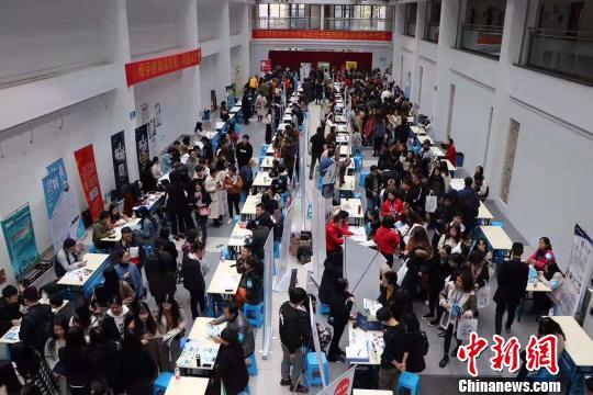 杭州办跨境电商人才对接会设国际人才招聘专区