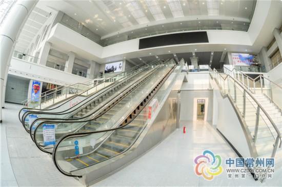 京沪铁路常州站南北广场一体化改
