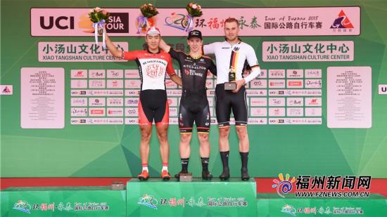 环福州公路自行车赛收官 达维尼奥克收获总冠军