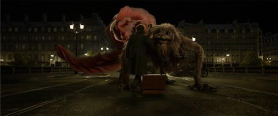 《神奇动物2》劲收票房2.59亿 曝驺吾版片段海报