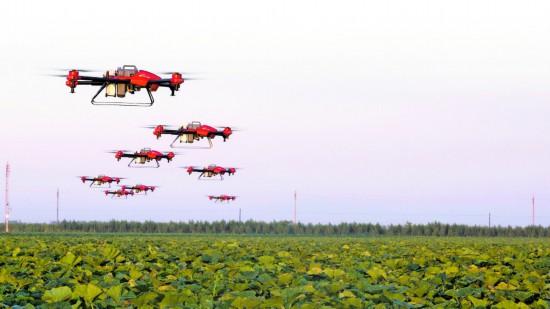 新疆农业生产很有科技范儿