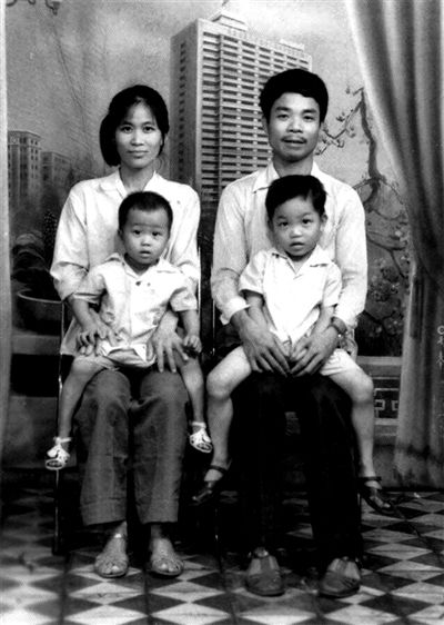 [怎么用杠杆炒股]遲到40年的全家福3歲時被拐42歲與家人重聚