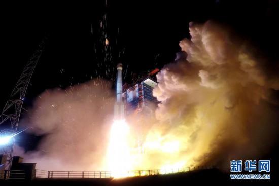 我国成功发射第四十二 四十三颗北斗导航卫星